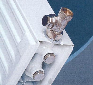 Dunaferr LUX UNI 22K 900x500 radiátor jobbos