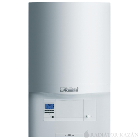 Vaillant ecoTEC Pro VUW 236/5-3 kombi kondenzációs gázkazán