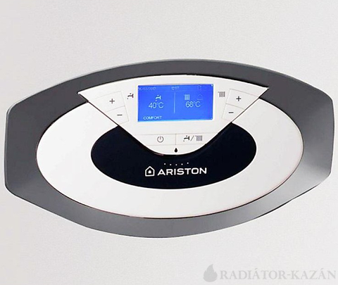 Ariston Genus Premium EVO FS 35 kondenzációs hőközpont 105l HMV tárolóval EU-ErP