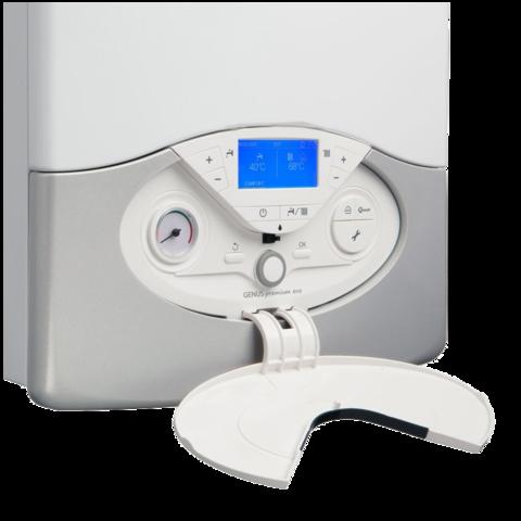 Ariston Genus Premium Evo System 30 EU ERP kondenzációs fűtő kazán