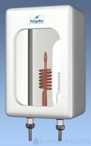 HAJDU FT10 felső szerelésű kisbojler