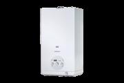 RIELLO residence condens 35 KIS kondenzációs kombi fali kazán 34,6 kW átfolyós rendszerű HMV