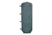 Concept 500 literes puffertartály, csőkígyó és szigetelés nélkül, 650 mm
