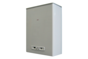 Riello residence condens 50 IS kondenzációs fűtő fali kazán 47 kW indirekt tároló előkészítéssel