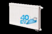 Dunaferr LUX UNI 10K 600x400 radiátor jobbos
